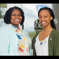 Voorhees College mass communications majors intern for the SC Black Caucus