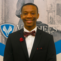 Voorhees student is named a 2019 HBCU Competitiveness Scholar