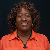 Voorhees College presents Cheryl Knight as the April faculty/staff spotlight